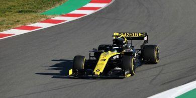 Renault Bukan Target Utama Mereka Musim Ini Kata Direktur McLaren