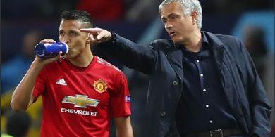 Berita Liga Inggris - Alexis Salahkan Mourinho hingga Lukaku jadi Tumbal