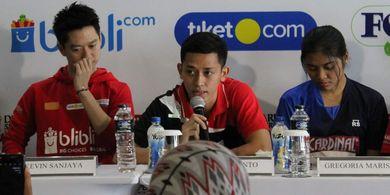 Djarum Superliga Badminton 2019 - Rian Ardianto: Saya Ingin Balas Budi kepada Jaya Raya