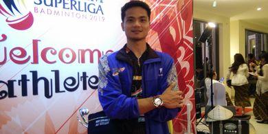 Djarum Superliga Badminton 2019 - Ricky Karanda Suwardi Ungkap Keinginan Kembali ke Pelatnas