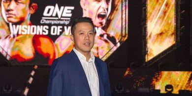 Hua Fung Teh Didaulat Menjadi Presiden Grup ONE Championship