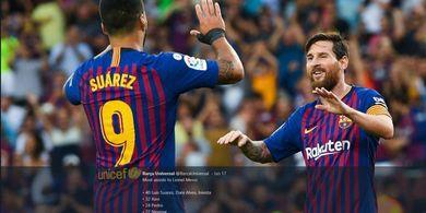 Lyon Vs Barcelona - Waspada Peraturan Baru UEFA di Liga Champions