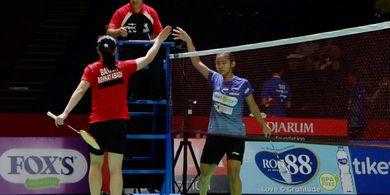 Djarum Superliga 2019 - Kejutan, Zhang Beiwen Dikalahkan Pemain 19 Tahun