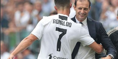 Mentok di Liga Champions, Juventus Tetap Akan Perbarui Kontrak Massimiliano Allegri