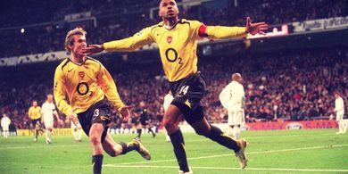 Video Bukti Bahwa di Masa Lalu Thierry Henry Sangat Berbahaya