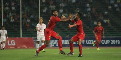 Fans Kamboja Berniat Laporkan Marinus Wanewar ke AFC