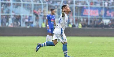 Kata Ghozali Siregar Soal Gol Penentunya ke Gawang Arema FC