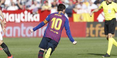 Sepatu Emas Eropa 2018-2019: Messi Semakin Mantap, Robocop Melesat