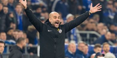 Soal Quadruple, Pep Guardiola Ogah Manchester City Terbebani
