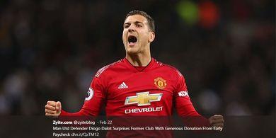 Jose Mourinho Bantu Diogo Dalot Beradaptasi di Manchester United