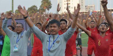 Indra Sjafri Berharap Pemain Timnas U-23 Indonesia Mendapat Jam Terbang Memadai bersama Klub