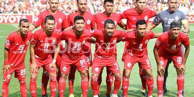 Persija Diminta Bisa Pertahankan Gelar Juara Liga 1