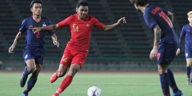 Kalah dari Thailand, Asnawi Sebut Timnas U-23 Indonesia Kurang Siap