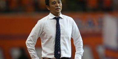 Pelatih asal Jepang Resmi Perpanjang Kontrak dengan Timnas Singapura