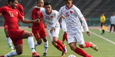 Seperti Timnas U-22 Indonesia, Vietnam Tak Tanggung-tanggung soal Target di SEA Games 2019