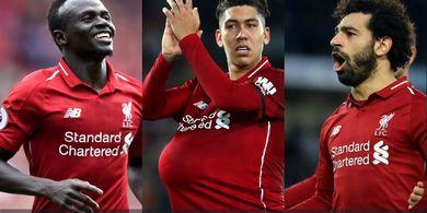 Andai Sadio Mane Gabung Man United, Liverpool Tak akan Pernah Punya Trio Firmansah