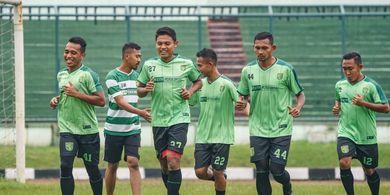 Intensitas Latihan Persebaya Meningkat Jelang Laga Kontra PS Tira Persikabo