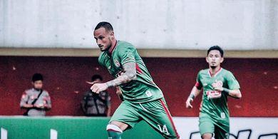 PSS Sleman Siap Tampil Habis-habisan Kontra Perseru Badak Lampung FC