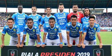 Rekap Transfer Persib Bandung Menuju Liga 1 2019, 8 Pilar Merapat