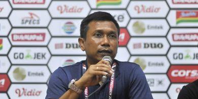 Pesan Widodo C Putro Jelang Laga Timnas U-22 Indonesia Kontra Vietnam