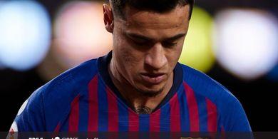 Nasib Malang Coutinho, Dibuang Barcelona Tak Diharapkan di Liverpool