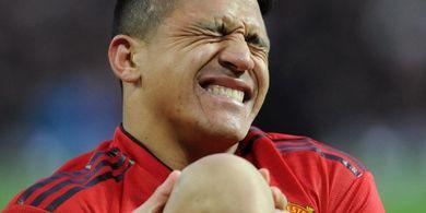 Demi Pergi dari Man United, Alexis Sanchez Rela Potong Jadwal Liburan