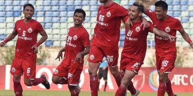 Final Piala Indonesia 2018, Misi Persija Patahkan Kutukan di Hadapan PSM