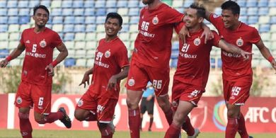 Klasemen Sementara Grup G Piala AFC 2019 - Persija Semakin Terjepit