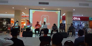 6 Media Komunitas Pendiri PSSI Bahas Sistem Pengarsipan Sejarah Tim Sepak Bola