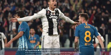 Kaleidoskop 2019 - Alasan Juventus Beli Cristiano Ronaldo: Supaya Jago di Liga Champions