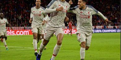Drawing Liga Champions - Kans Liverpool Kalahkan Porto Cuma 50 Persen