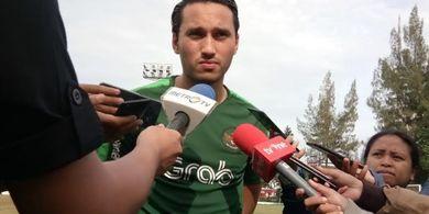 Ezra Walian Ditahan AFC untuk Bela Timnas U-23 Indonesia