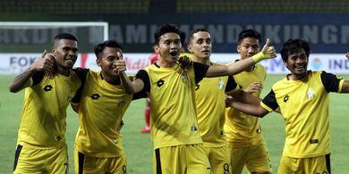 Bhayangkara FC Yakin Bisa Tundukkan PSM Makassar di Piala Indonesia 2018