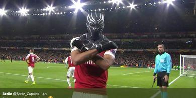 Lewat Twitter, Aubameyang Temukan Calon Suksesornya di Arsenal