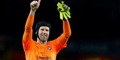 Final Liga Europa - Arsenal Disarankan Tak Mainkan Petr Cech