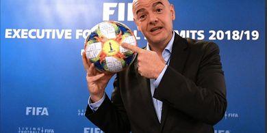 Virus Corona Buat Kontrak Pemain dan Bursa Transfer Kacau, FIFA Ambil Sikap