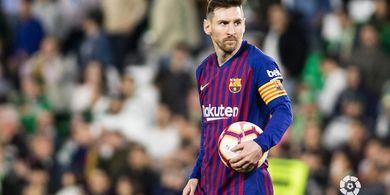 Bukan Ronaldo, Mantan Bintang Manchester United Sebut Satu Nama Pemain yang Setara dengan Messi