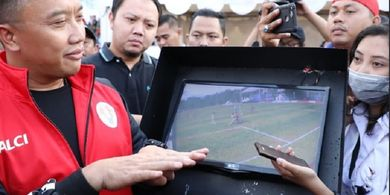 Menpora Optimistis Timnas U-23 Indonesia Mampu Tumbangkan Vietnam
