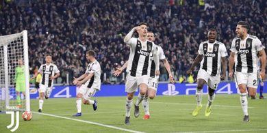 Karena Ronaldo, Juventus Hindari AS dan Lakoni Laga Pra-musim di Asia