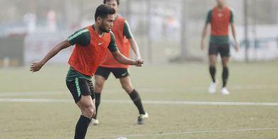 Saddil Yakin Bawa Timnas U-23 Indonesia Lolos ke Piala Asia U-23 2020
