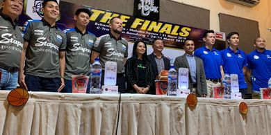 Final IBL 2019 - Ronny Gunawan: Satria Muda Selalu Respek kepada Stapac