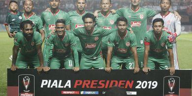 PSS Sleman Jadikan Uji Coba Kontra Lampung FC sebagai Tolok Ukur Hasil Latihan