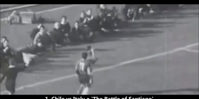Battle of Santiago, Pertandingan Paling Ganas dalam Sejarah Sepak Bola