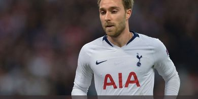 Bursa Transfer - Tolak Barcelona, Eriksen Tertarik Gabung Real Madrid
