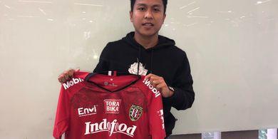 Fahmi Al Ayyubi ke Bali United, Teco Girang, Aji Santoso Terheran-heran