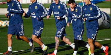 Sisi Positif Timnas Argentina Tanpa Lionel Messi, Banyak Pencetak Gol