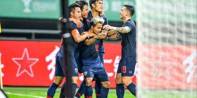 Debut Fabio Cannavaro di Timnas China Dirusak Lionel Messi dari Thailand