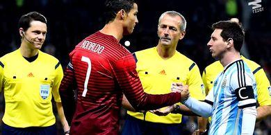 5 Rekor Cristiano Ronaldo yang Nyaris Mustahil Dikalahkan Lionel Messi