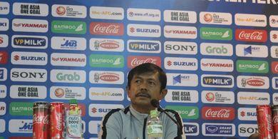 Indra Sjafri Akui Timnas U-23 Indonesia Kalah Segalanya dari Thailand