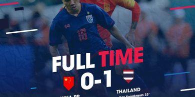 Debut Fabio Cannavaro untuk Timnas China Dinodai Timnas Thailand
